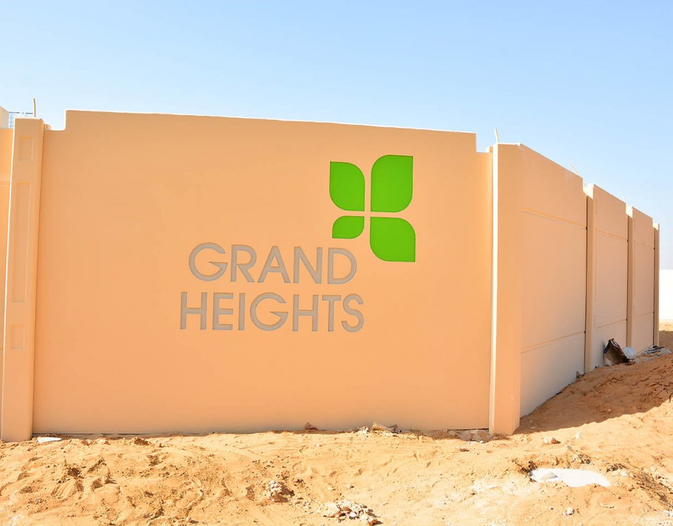 GRAND HEIGHTS EXTERNAL FENCES